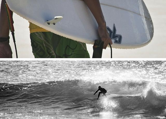 La Torche spot de surf dans le Finistère