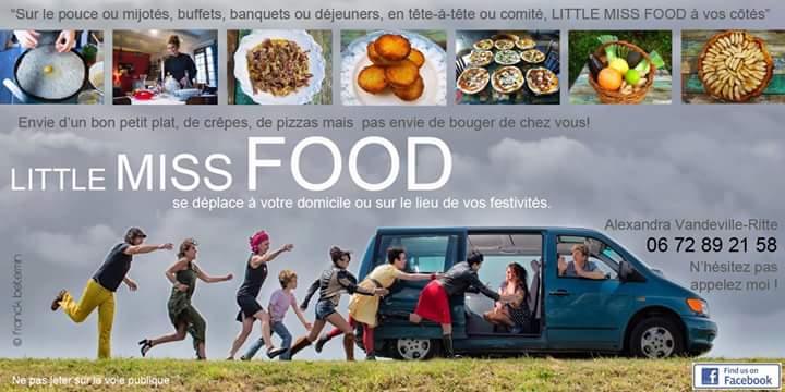 Little Miss Food cuisinière à domicile à Concarneau
