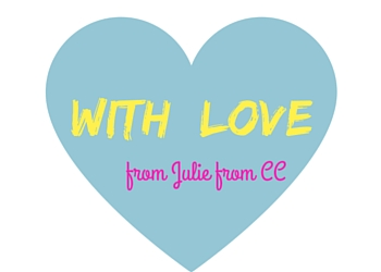 With love from juliefromCC