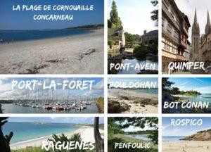 La Bretagne et ses magnifiques plages
