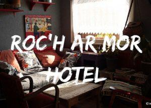 Hôtel Roc'h Ar Mar hôtel à Plouescat